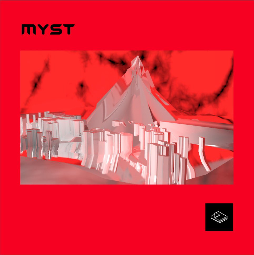 Myst, the new single from @isla_den's upcoming Acid Dream EP - out now 🌫🪐 ffm.to/isladen_myst
