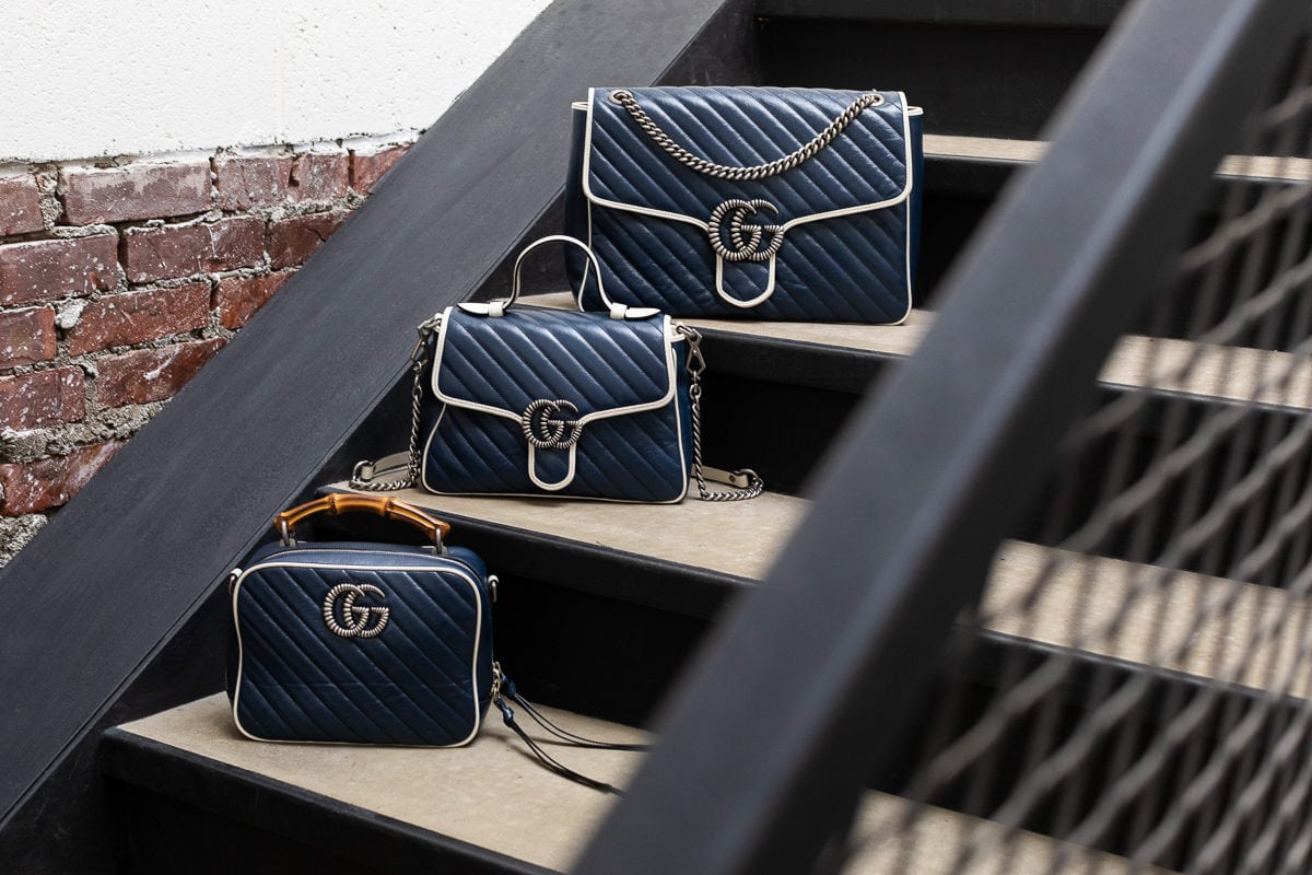 A Close Look at the Gucci Marmont Cruise 2020 Bags - purseblog.com/gucci/a-close-…