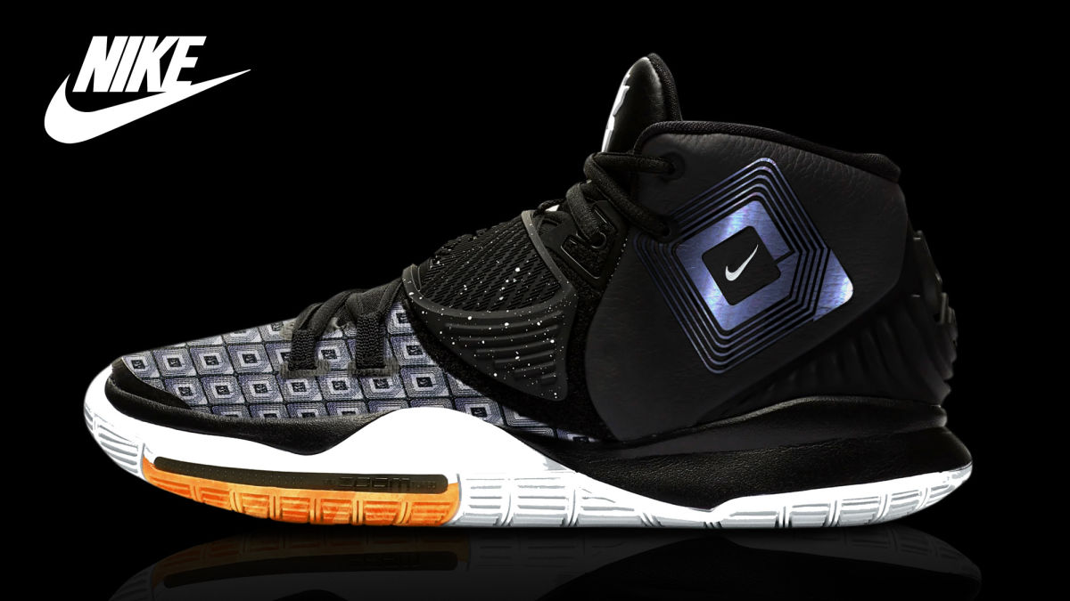 Kyrie Irving Debuts Signature Shoe Inspired By RFID Chips Government Secretly Implants In Anesthetized Patients https://trib.al/GCCuTko