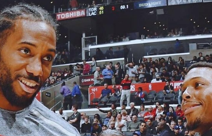 #WeTheNorth  Like the, Hater-fans © & media..  🐵: Fake news..  Rafiki,  Don't start that stupid Trump shit, I'm with them sadly. ©  Nick interview-swag is at 93% pure movie 🌟 star, exchangin' words with players.  Ya didn't 👀 the footage after Kawhi ASSAULTED OG in LA.  CRIME!! https://twitter.com/KingMondrae/status/1197949967958183938…