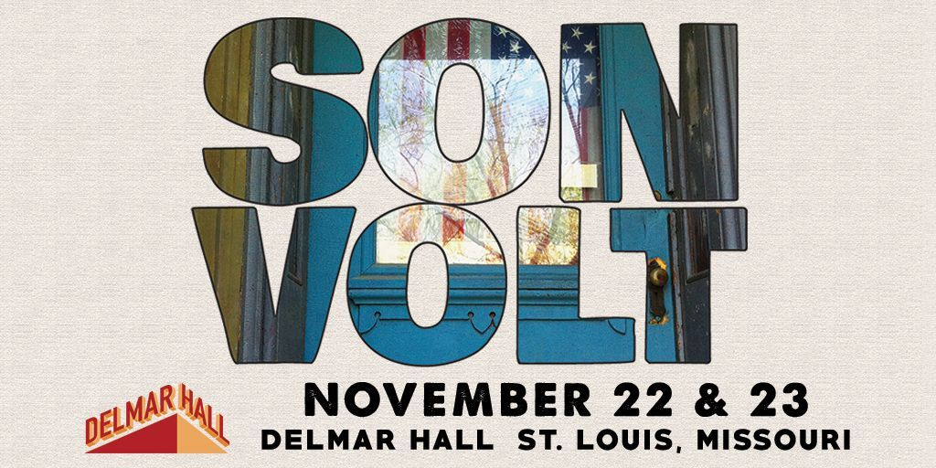 TONIGHT! @sonvoltmusic - 9:15PM @OldSaltUnion - 8PM Doors - 7PM GA $28 :: All Ages $2 Minor Surcharge at Door (Cash only) Get 🎟️s: j.mp/2KjPPEy