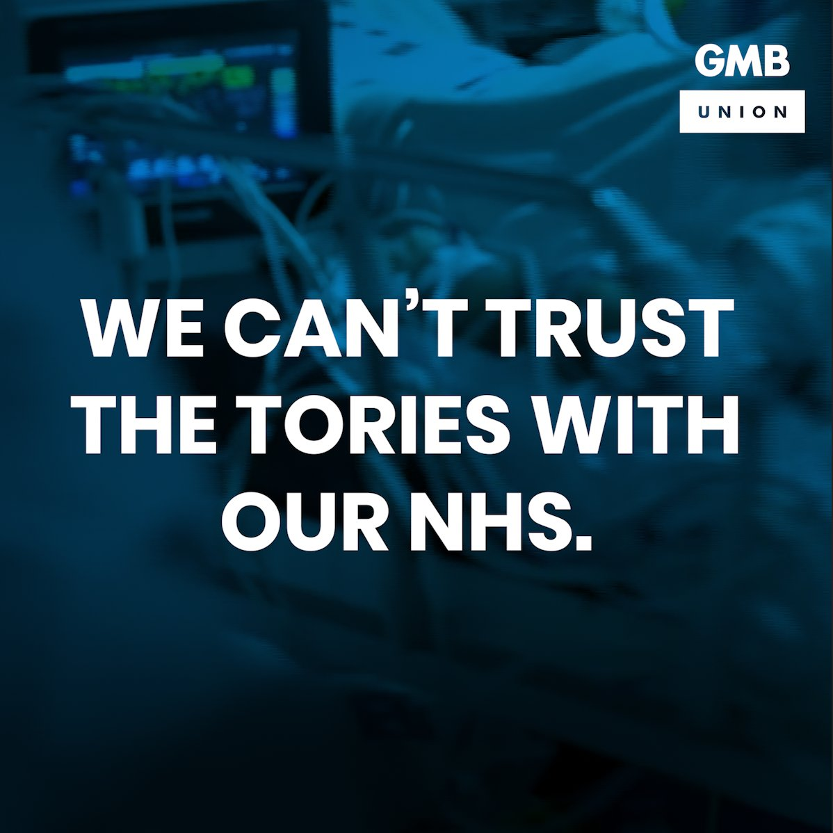 We can't trust Boris Johnson with our NHS.  #BBCQT #Questiontime