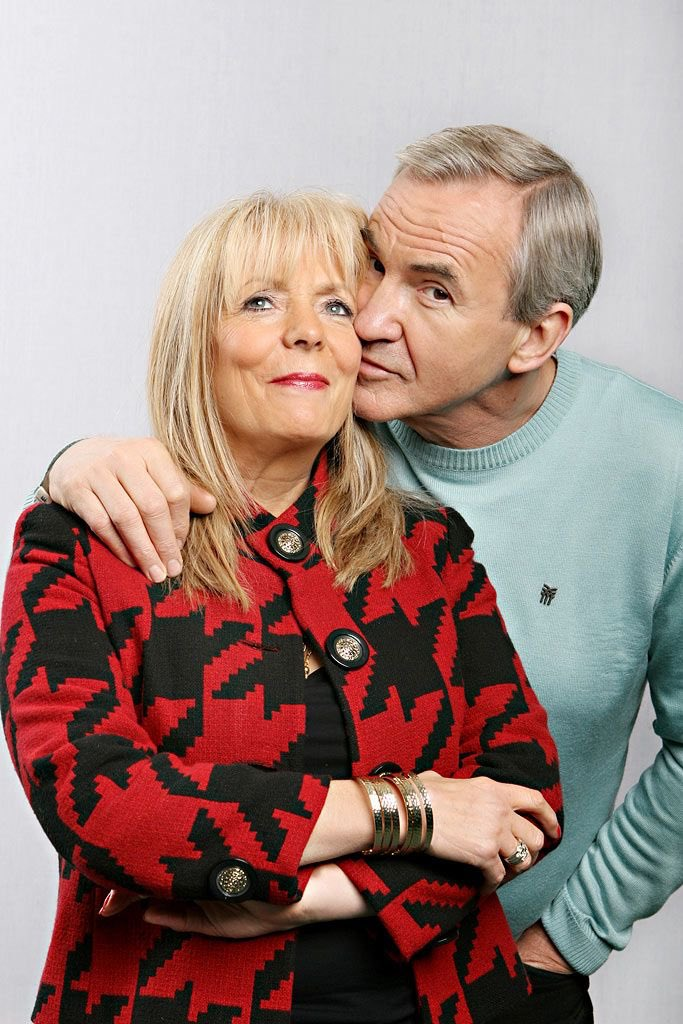 gonna tell my kids this was prince charles and camilla parker-bowles