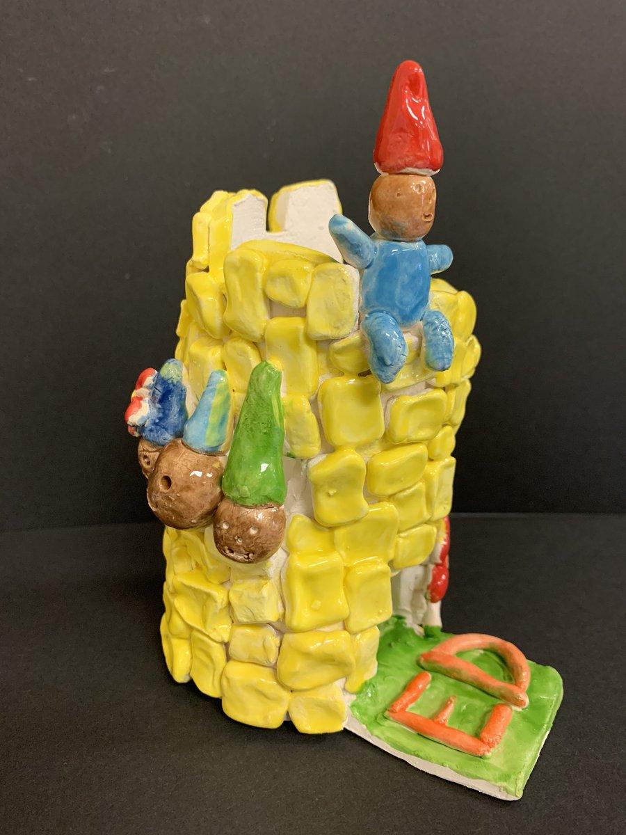 5th grade Castles #shilohshines @ShilohPointES @forsythfinearts