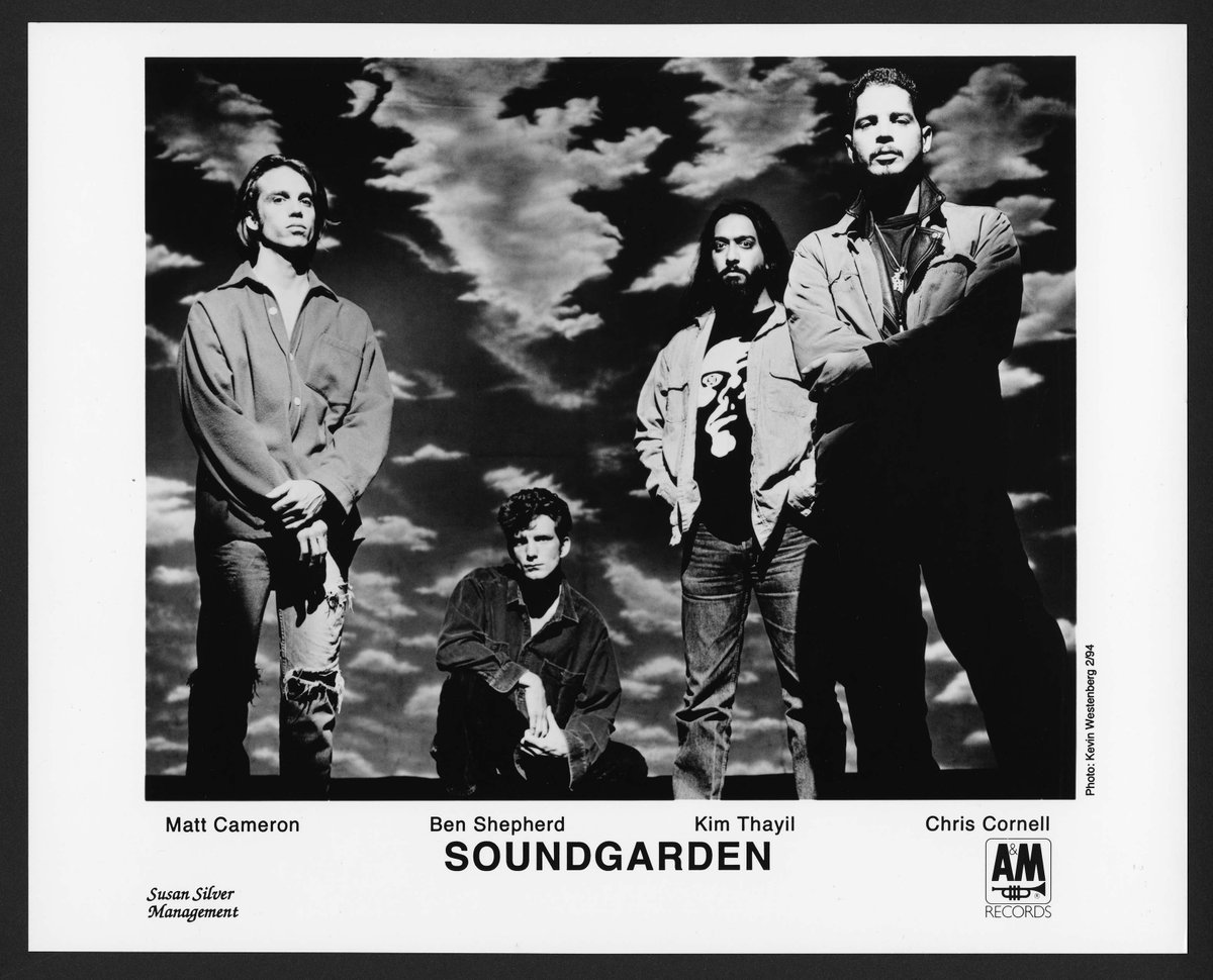 Nominees @soundgarden were the first grunge band to sign with the record label @subpop, and many acts would join the labels roster after them, including 2014 Inductees @Nirvana. Which labelmates today do you think have been influenced by their career?