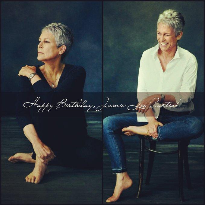 Happy Birthday, Jamie Lee Curtis!