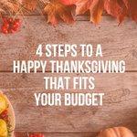 Image for the Tweet beginning: Last weekend before #Thanksgiving! Make