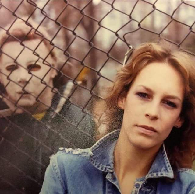 Happy birthday to Jamie Lee Curtis