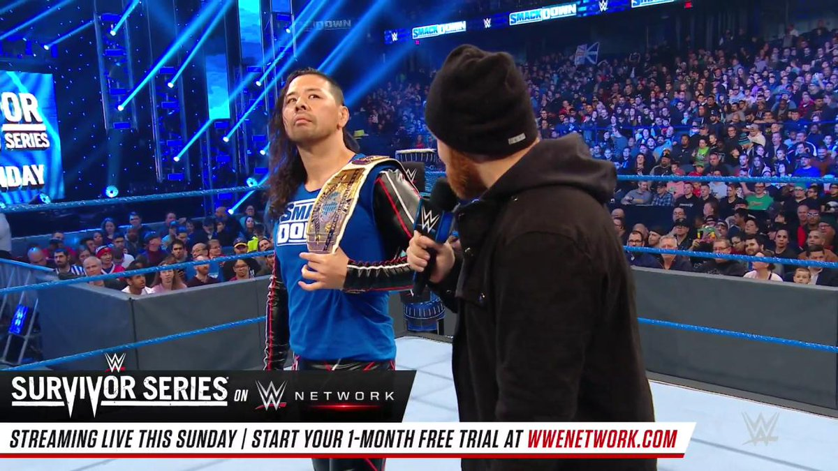 WWE fans react to the new Intercontinental Championship belt