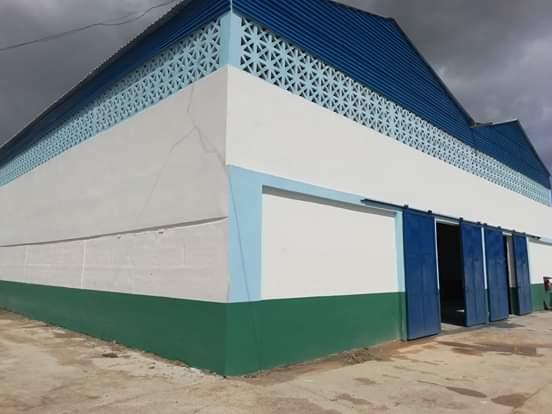 @AerovaraderoSA dispone un almacén remozado como depósito interior, en el complejo ubicado en calle 1ra entre 8va y Línea de Ferrocarril, Rpto. Abel Santamaría, Boyeros, #LaHabana. Contribuirá al mejoramiento de la integridad, seguridad y agilidad en el despacho de las cargas.