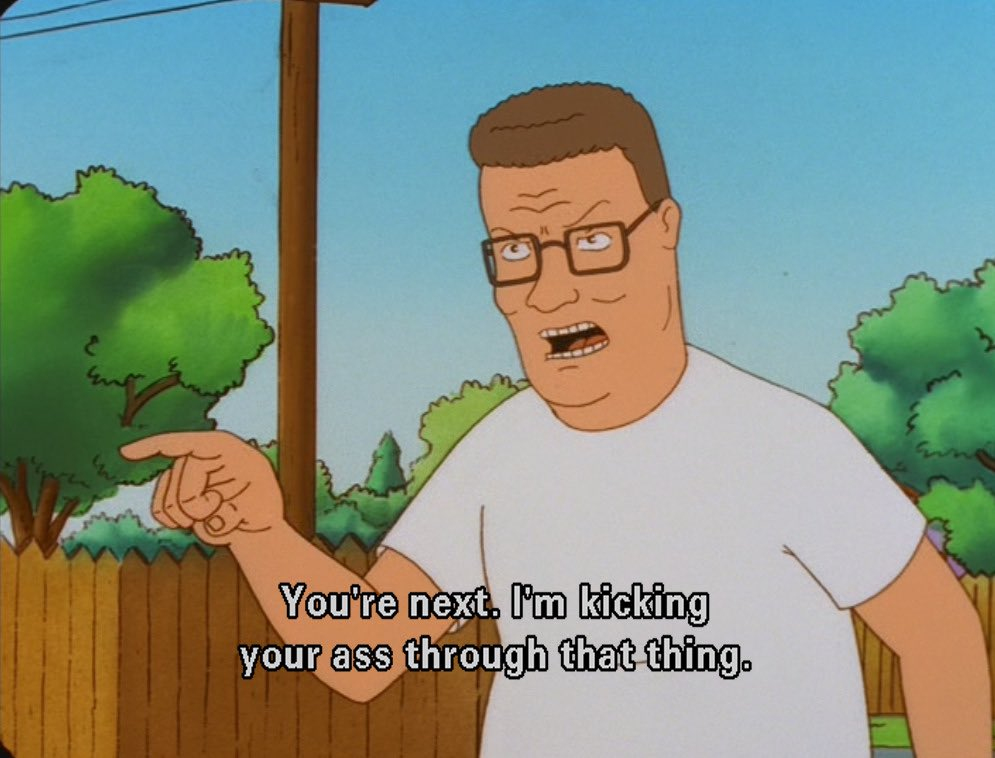 Hank Has No Ass On Coub