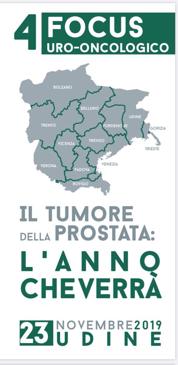 tumore prostata padova