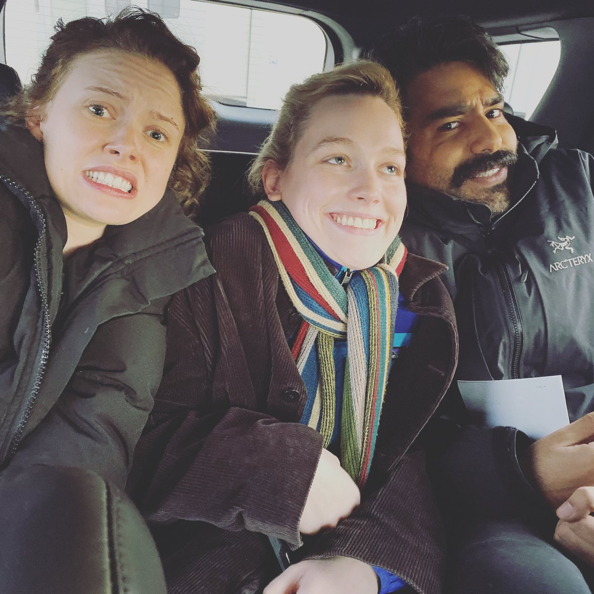 Rahul Kohli On Twitter Budget Cuts On The Haunting Of Bly Manor Meant That Instead Of My Personal Limousine I Had To Share A Car With The Rest Of The Cast Unacceptable