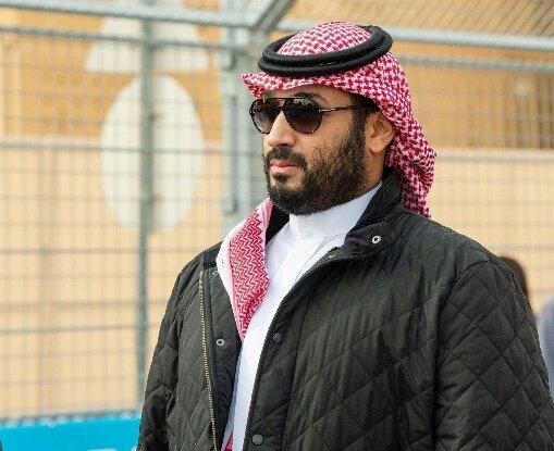 الأمير محمد بن سلمان يلهم الشباب بطلته في فورميلا إي الدرعية
