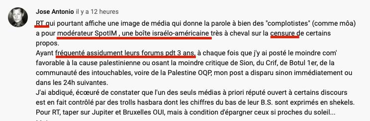 Liberté d'expression : l'arnaque Russia Today France