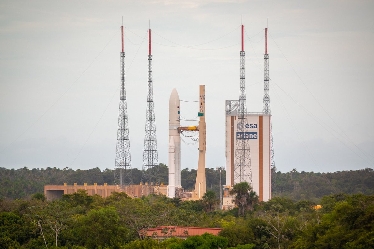 The #VA250 launch is now NET Sunday 24 November due to a power supply anomaly in the ground segment of the launch complex.