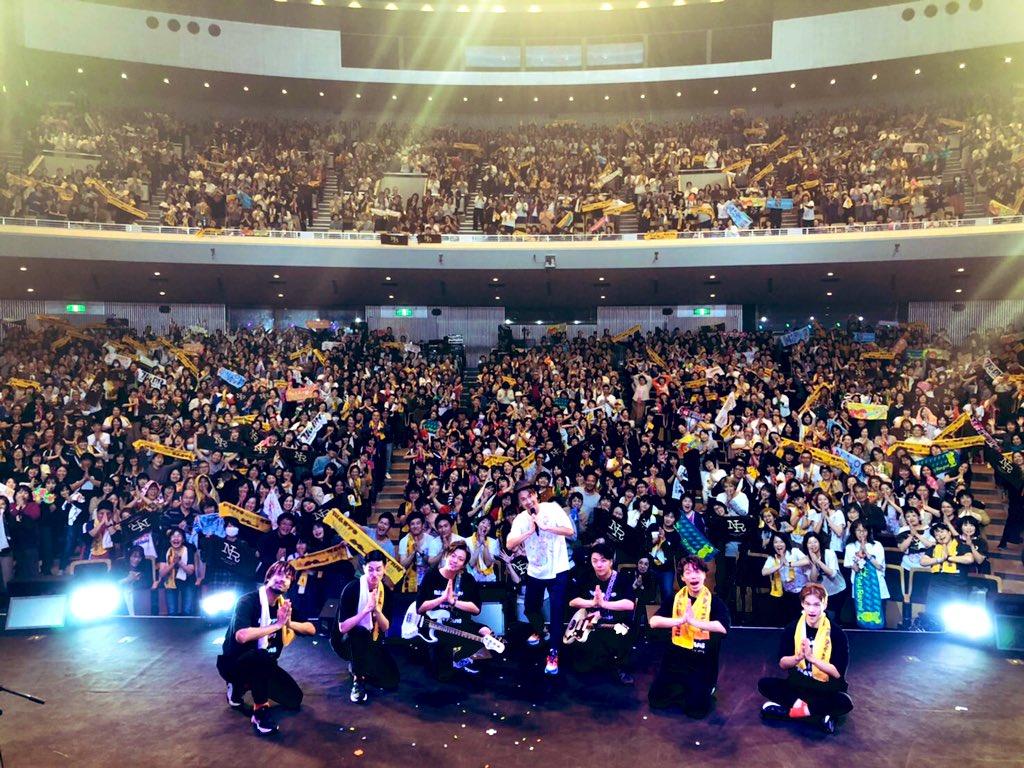広島公演も無事、おわりました〜!!!みなさんありがとうね〜〜!明日、山口でまっちょるけぇ〜!!