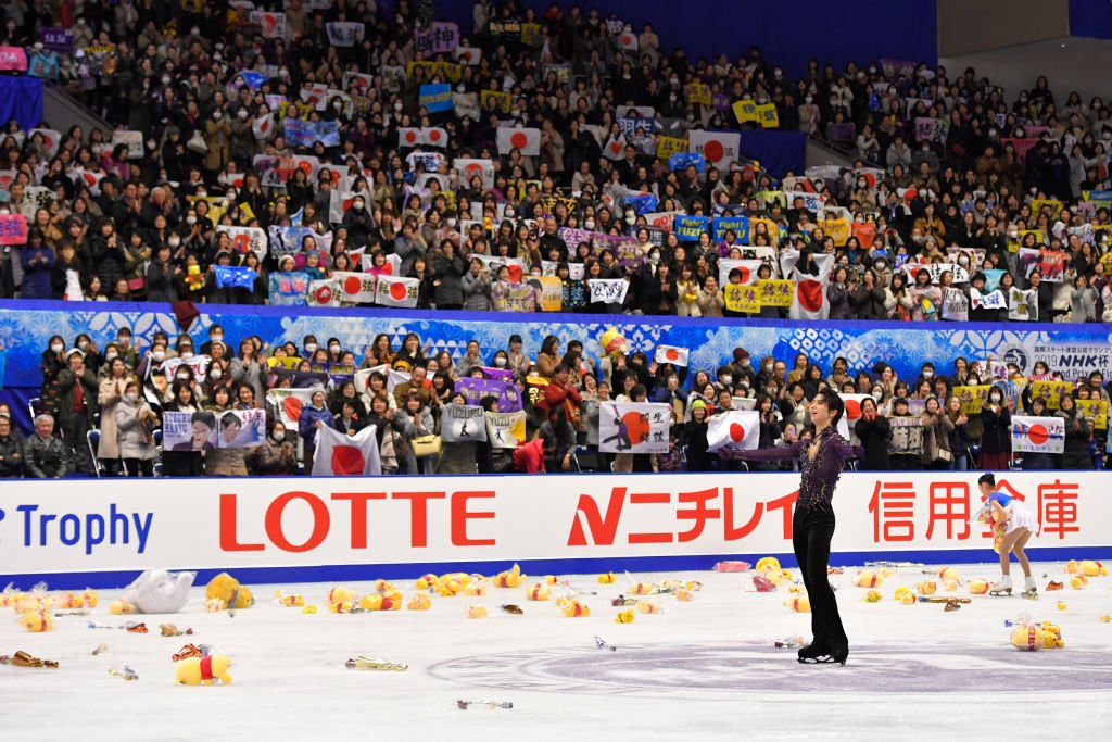 Gold medals  for four different nations  at #NHKTrophy and the Torino  ISU Grand Prix finalists confirmed.   Read our recap of the day's events in Sapporo at  http:// bit.ly/2OfpppM       #GPFigure #FigureSkating  <br>http://pic.twitter.com/3tqMnz1M9D