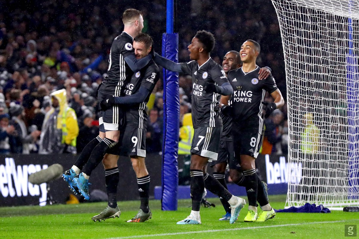 Great to get another 3 points on the road @LCFC and thanks for your support as always! 💙 Happy Birthday @Madders10