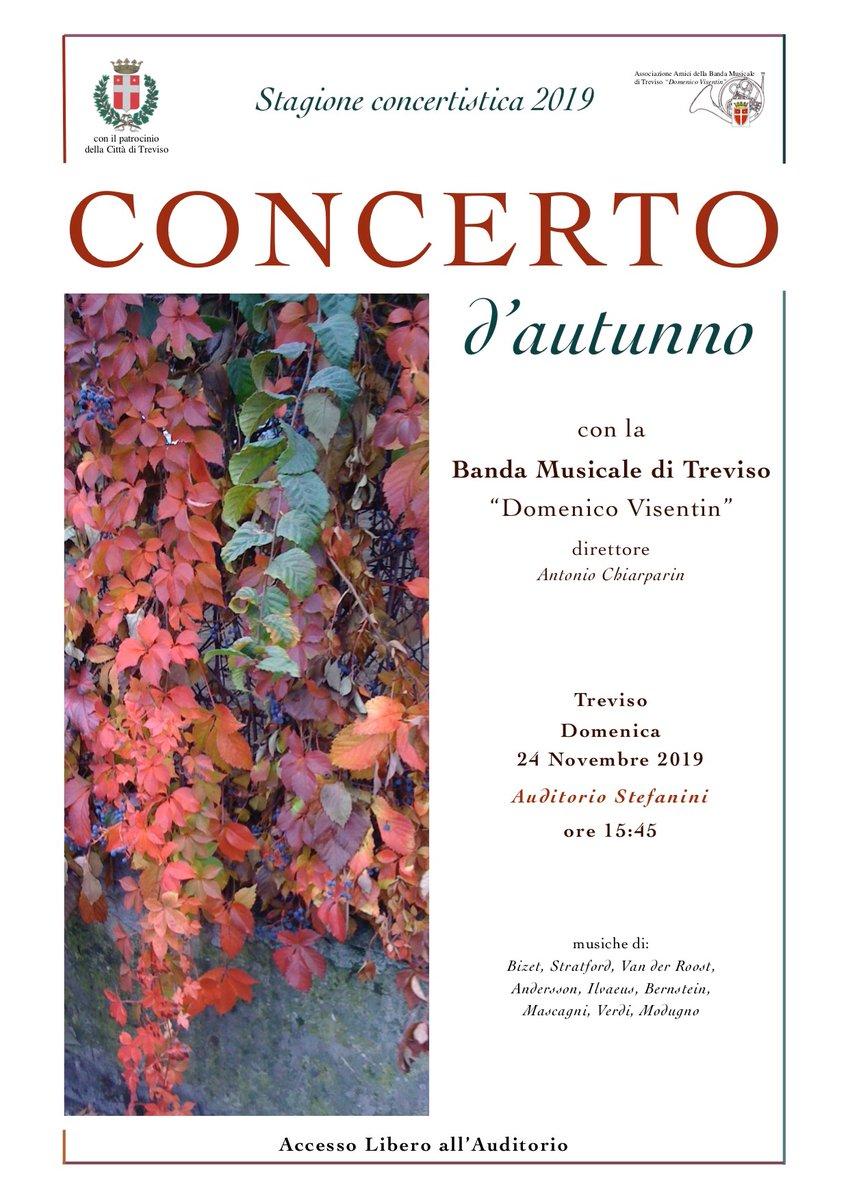 Concerto Domenica 24/11/2019 ore 15.45 - Auditorio...