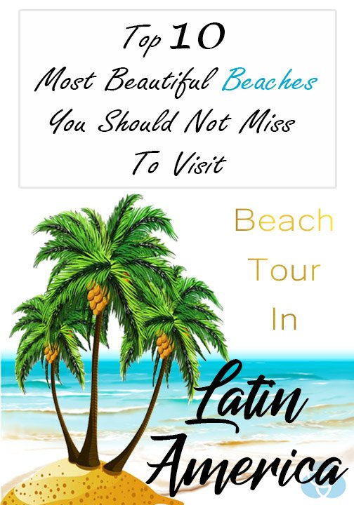 Top 10 Most Beautiful Beaches You Should Not Miss To Visit In Latin America   Let's see what makes these beaches in Latin America so special.  Read the post >> https://bit.ly/2QLhfXK  #america #beach #beaches #summer #summerbeach #travelbeach #travel #TweetAlong #Tweetspic.twitter.com/RDSuXHy7ss