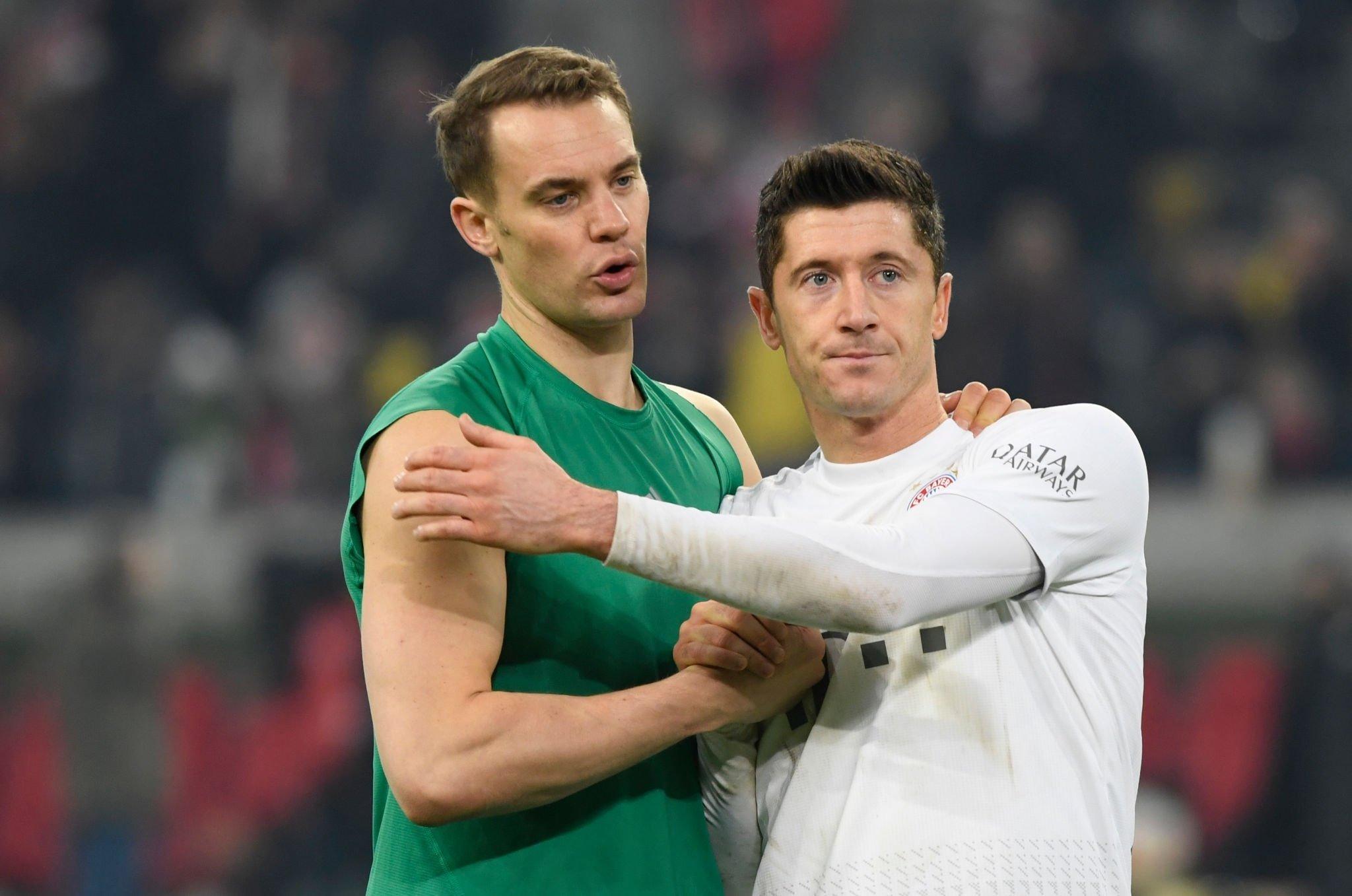 Бундеслига. Поражение лидера, Бавария забила четыре гола Фортуне, Вольфсбург пришел в себя - изображение 1