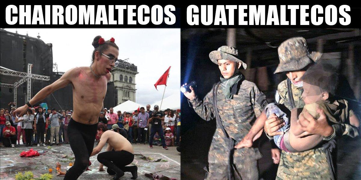 Chairomalteco /  Guatemalteco