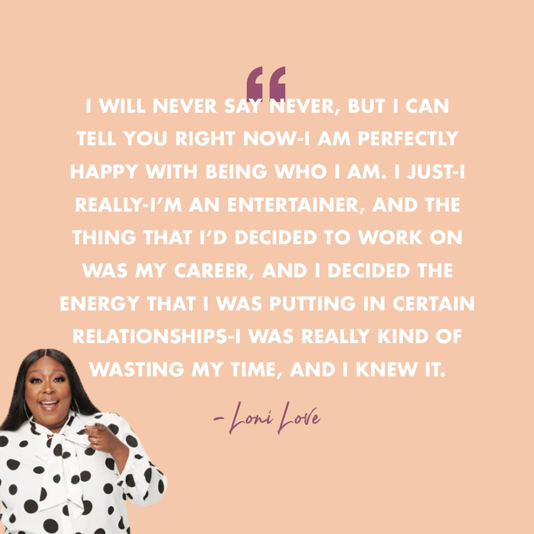 """Loni Love on Twitter: """"I can't wait to share my story in my new book, """"I  Tried to Change So You Don't Have To: True Life Lessons."""" Pre-order your  copy today at:"""
