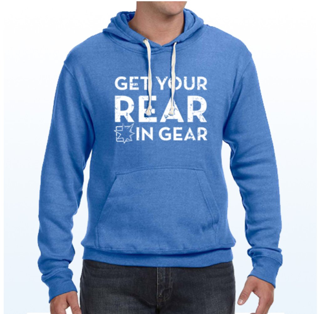 Our most popular sweatshirt ever! This and more is available in our online store. getyourrearingearstore.com