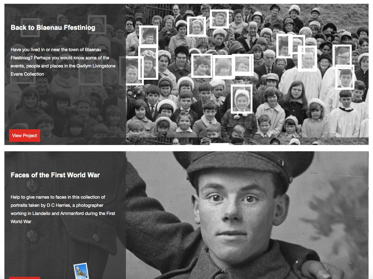 More people need to know this! The @NLWales have a fab new crowdsourcing thing for anybody to add metadata and memories. You can transcribe Kyffin William's Diaries, and tag photos of amazing Blaenau Ffestiniog +1950s and First World War photo archives