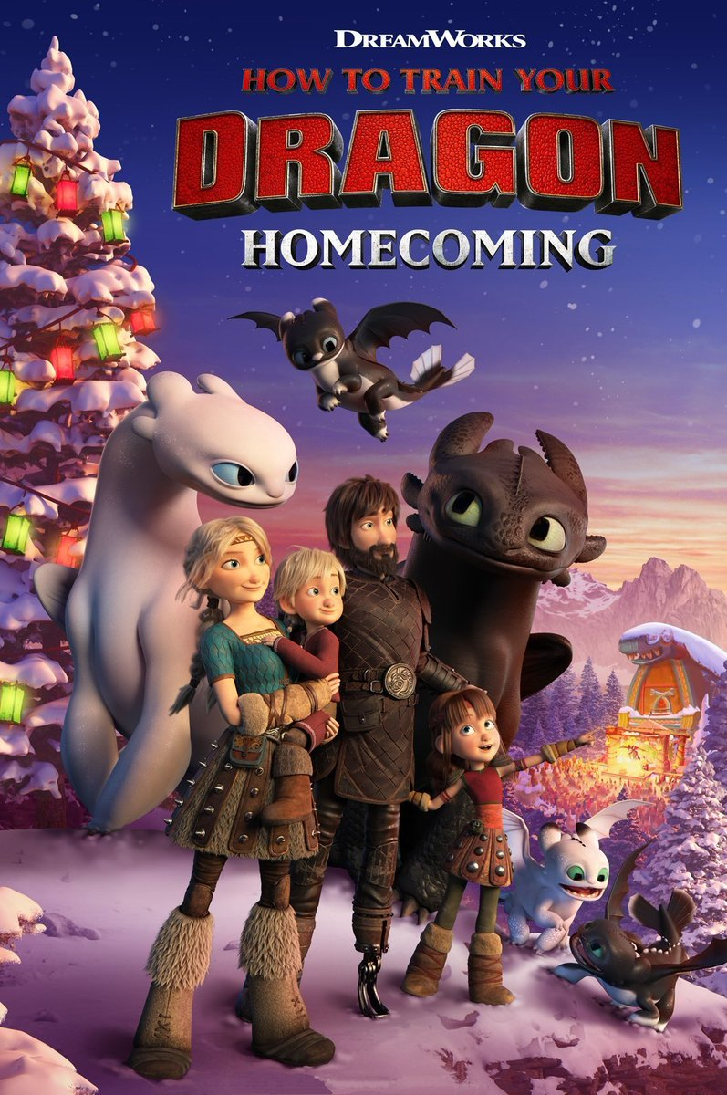 how to train your dragon 3 release date