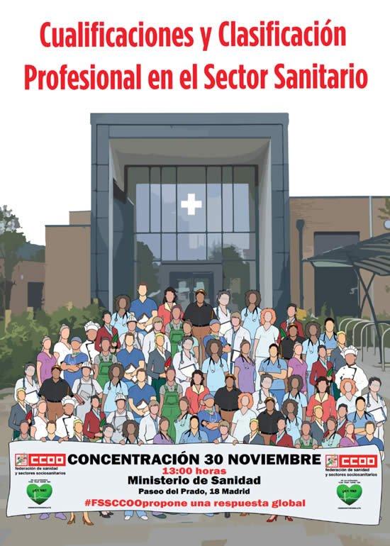 Nueva Concentración en Madrid del Personal Sanitario... EKFm72qXYAQVTYL?format=jpg&name=900x900