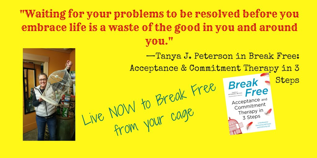 #Live #BreakFree #ACT #AcceptanceandCommitmentTherapy