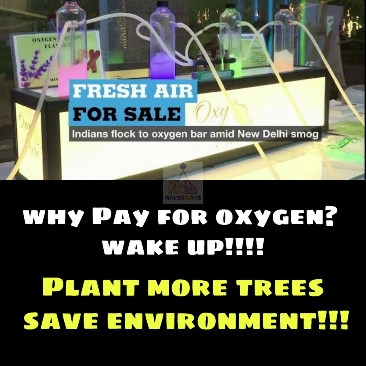 Time to be serious. Plant more trees and save environment.  Follow @navsarians . Tag your friends and dont forget to hit like button. #navsari #navsarians #gujju #entertainmentpage #gujarati #valsad #vapi #surat #hotelsinnavsari #maroli #trending #digitalmarketing Navsari 2019pic.twitter.com/OyGOY5e76I