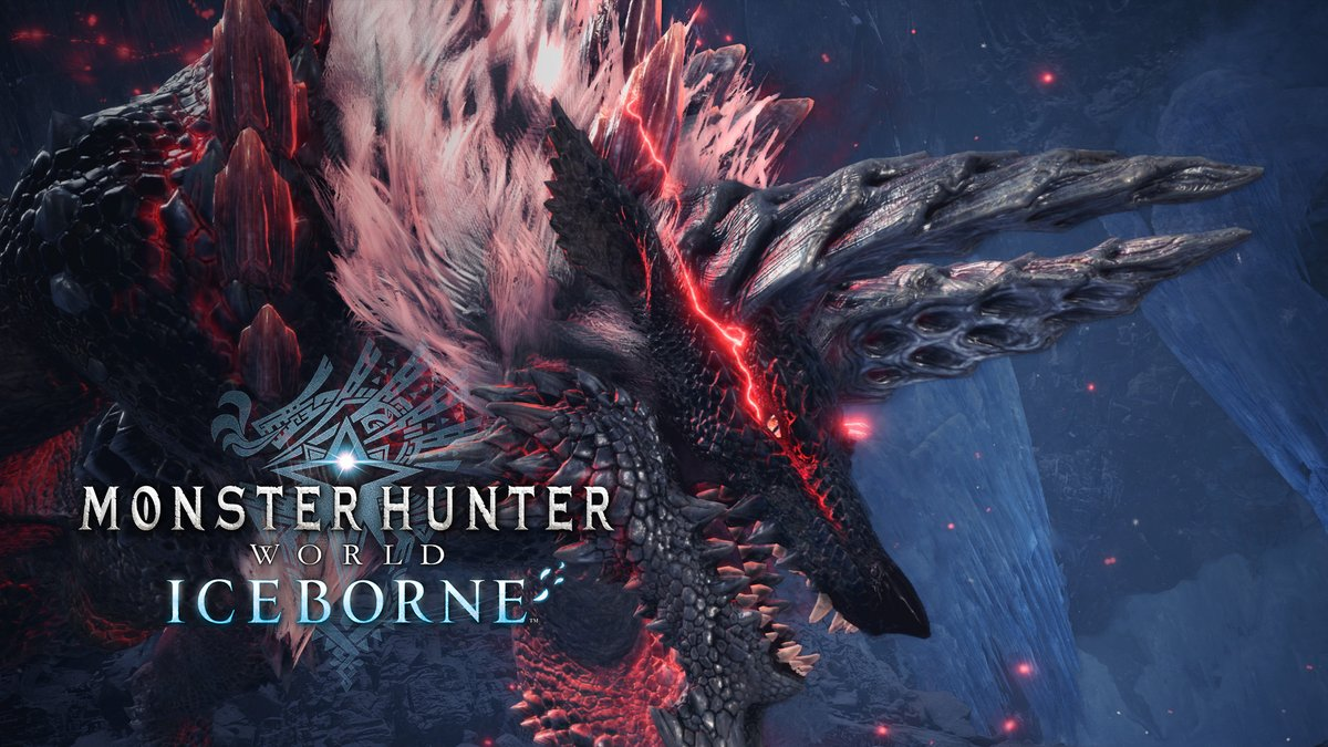 The Hell Wolf Wyvern stakes claim over the frigid Tundra Region!  Stygian Zinogre opens the gates to a plethora of new content on Dec 5th. #Iceborne