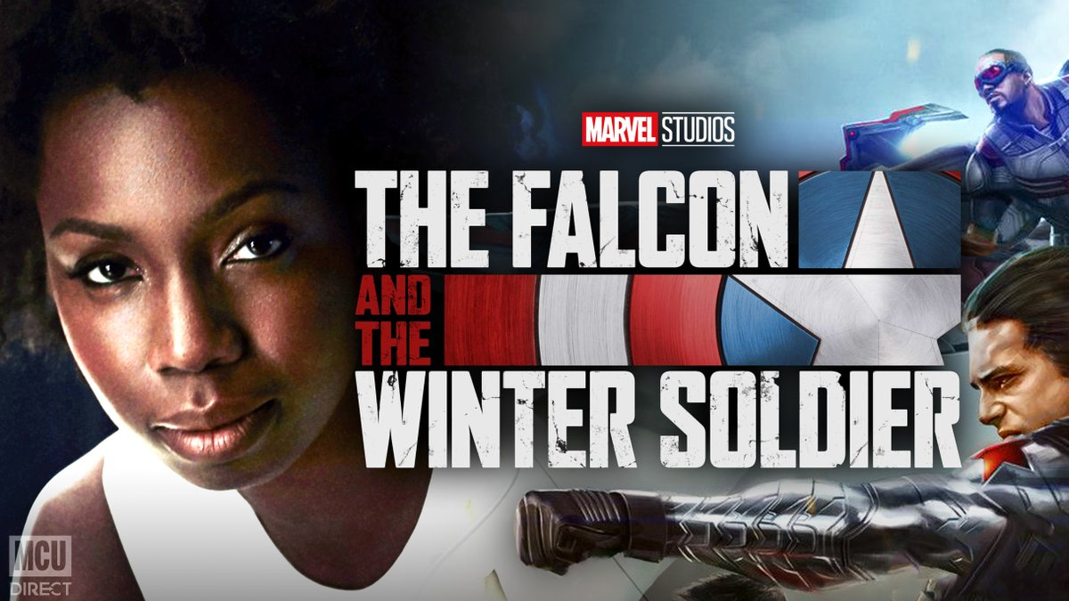 New photos from the set of #TheFalconAndTheWinterSoldier confirm the addition of actress @adeperoOduye (12 Years a Slave) to the series cast! bit.ly/2OfIRCY