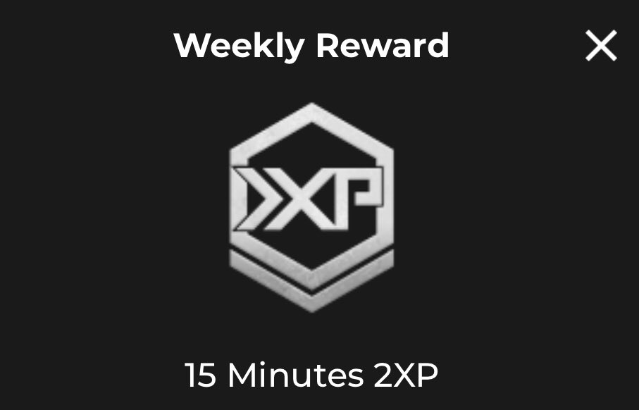 Don't forget to log into the COD app every week to get free rewards for #ModernWarfare 🔑