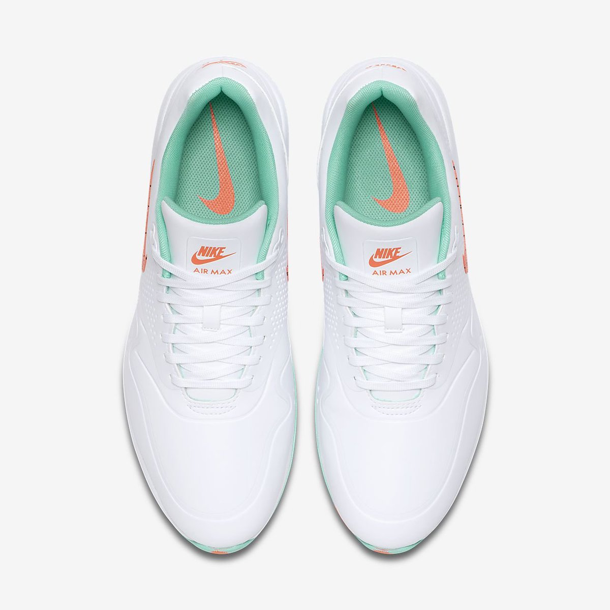 Snkr Twitr On Twitter Nike Air Max 1 Golf White Hot Punch Available Via Nikestore Https T Co Ld3qfrwf7l Ad