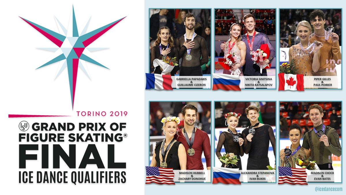 ISU Grand Prix of Figure Skating Final (Senior & Junior). Dec 05 - Dec 08, 2019.  Torino /ITA  EKGiMfSX0AAMu0x?format=jpg&name=large