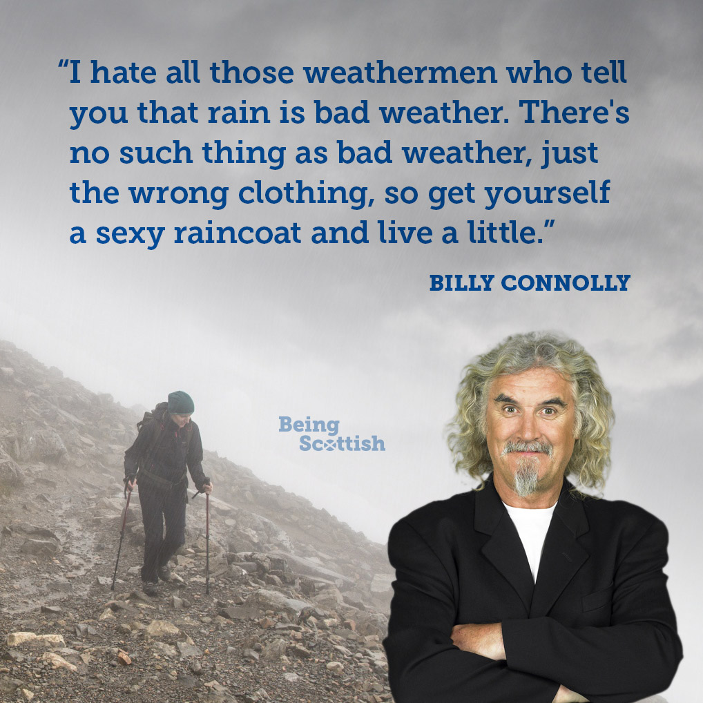 Happy birthday tae the big yin Billy Connolly who turns 77 today