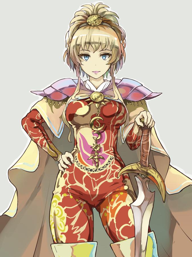 皇帝 ロマサガ 女 最終