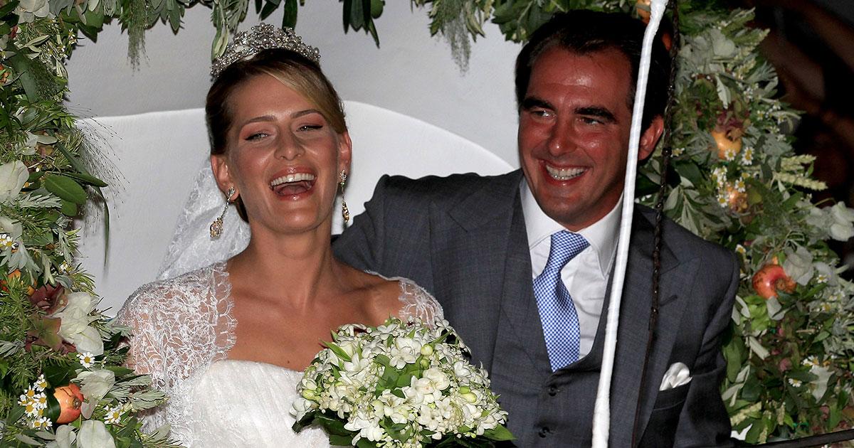 When you just feel like looking at a royal wedding... See inside Prince Nikolaos and Princess Tatiana's 2010 wedding. au.vogue.com.au/tnRCeB2