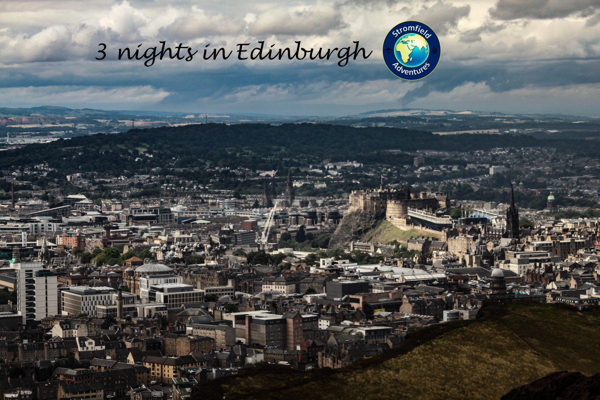 #NEWPOST a trip report this week so a bit more info but certainly our point of view into how we found #Edinburgh in August with Holyrood palace, Arthurs seat, the botanic gardens and the Tattoo thrown in (spoiler: we loved it!) stromfieldadventures.blogspot.com/2019/11/3-nigh… #traveltribe #travelbogger