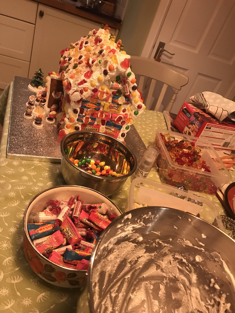 This weekend was all about heritage food. #germanwoman born to make gingerbread and pork sauerbratten. My guests are happy and the house goes to @StEdsPortsmouth #Christmas raffle  #Food_For_The_Soulpic.twitter.com/wmY3mFdfQK