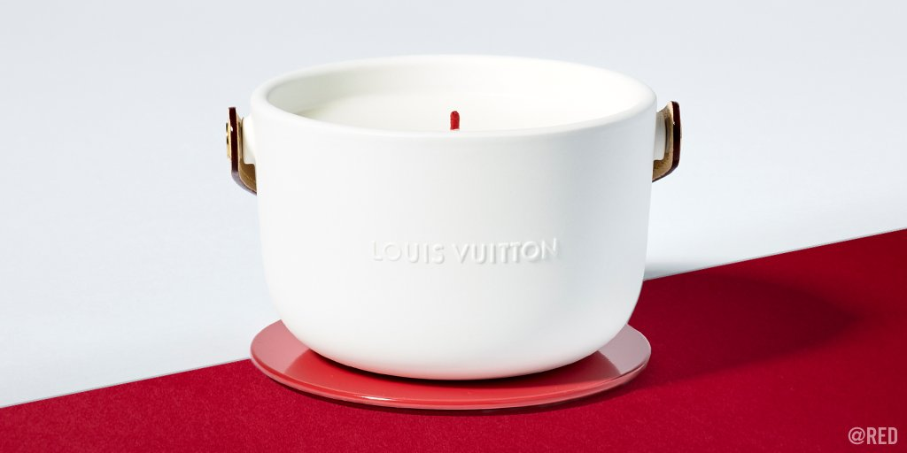 The best holiday gifts save lives. When you shop the @RED @louisvuitton candle, you help provide 300 days of life-saving HIV medication. #SHOPATHON bit.ly/2VZWnwJ