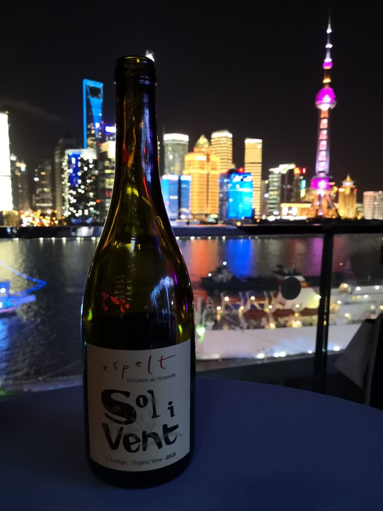 From #Empordà to #Shangai  @DOEmporda #vicatalà #export @evasuanapic.twitter.com/QurR4GdwUy