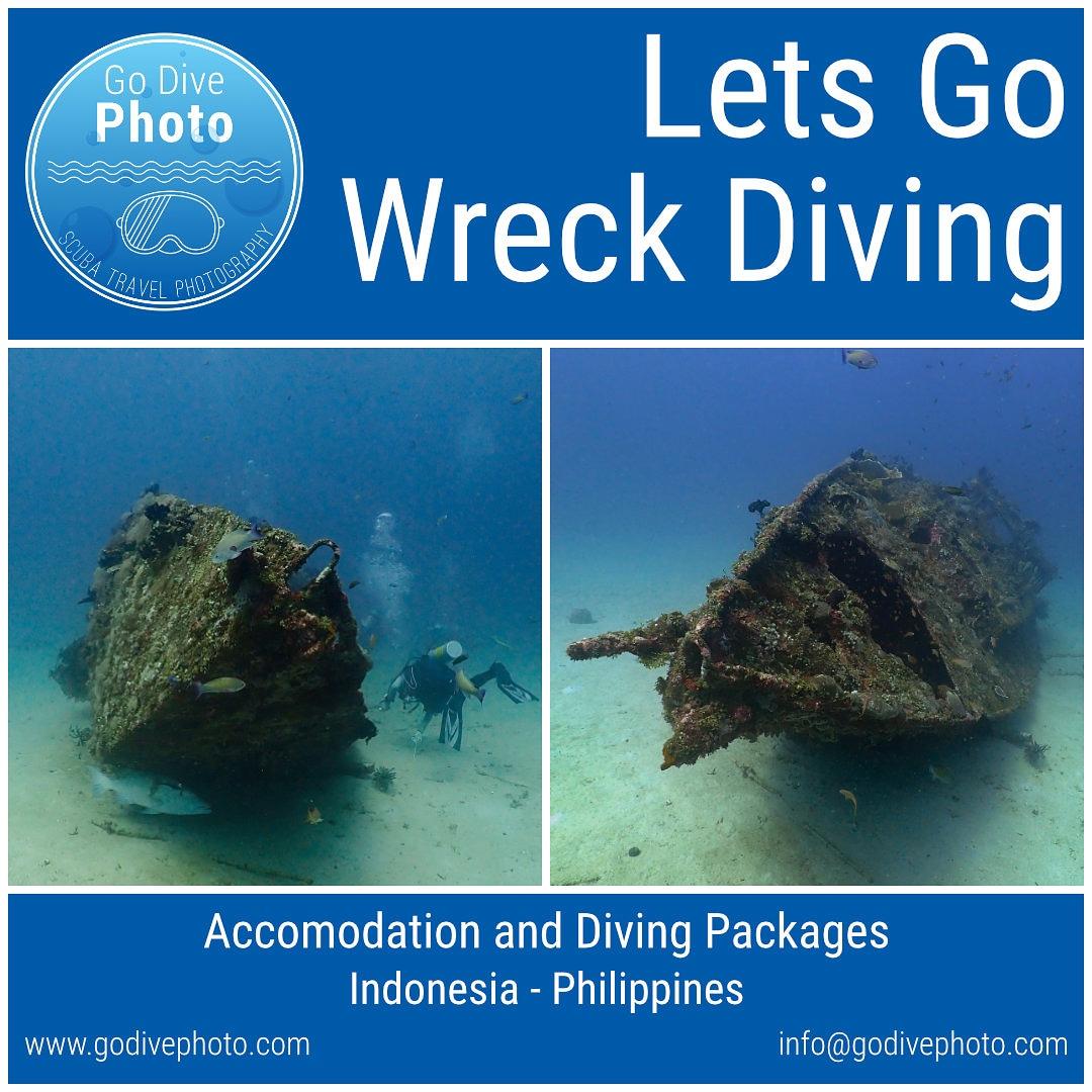 Let's Go Wreck Diving http://www.godivephoto.com  #scuba #scubadiving #scubalife #scubatravel #wreckdiving #divingindonesia #divingphilippines #divingtravel #divingtrip #travel #traveler #travellife #travelphotography #uwphotography #phototravel @bubbleaddictdive #acemanevpic.twitter.com/I1gDXpSZLE