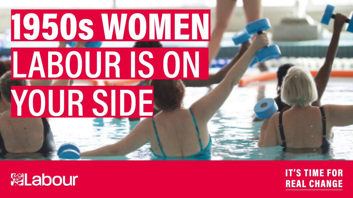 Women who worked all their lives have been betrayed by the Tories and the Lib Dems. If you are a woman born between 1950 and 1960 find out how you will be better off with a Labour Government that is #OnYourSide. 👉 labour.org.uk/1950s