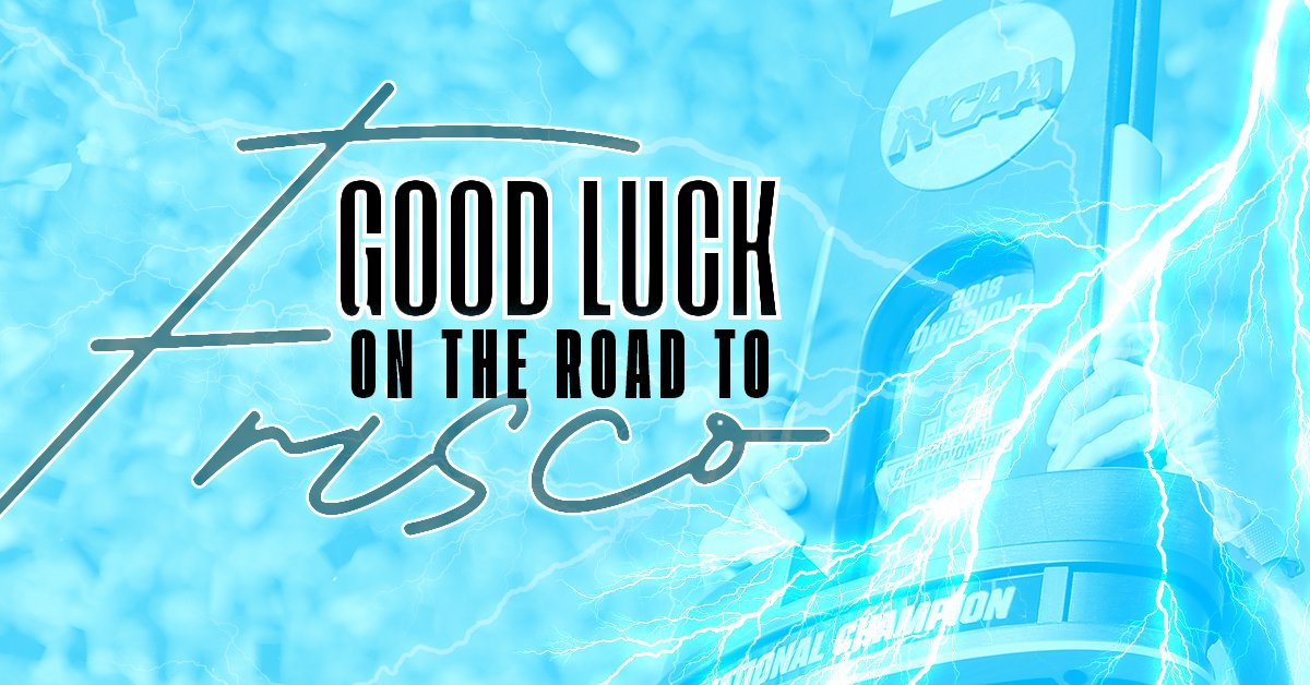 Good luck on your journey to Frisco! #FCSPlayoffs
