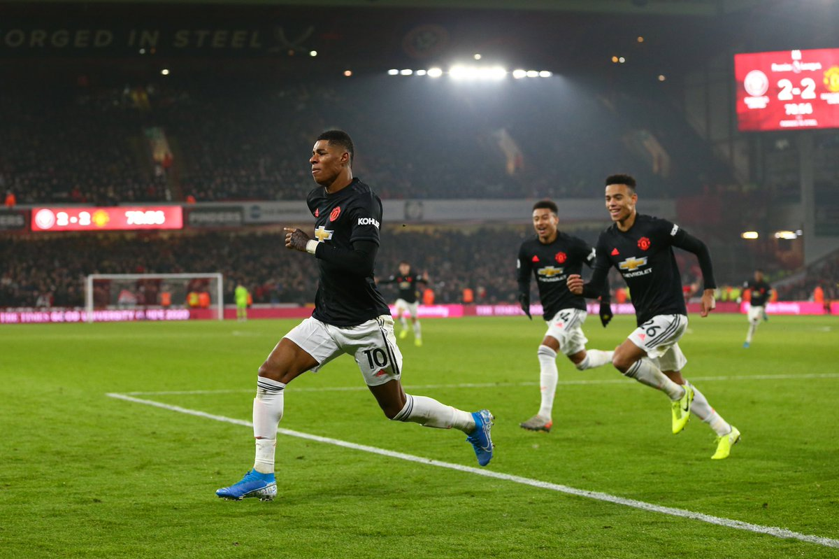 Video: Sheffield United vs Manchester United Highlights